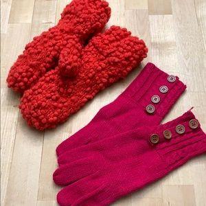 Accessories - Bundle of women's gloves